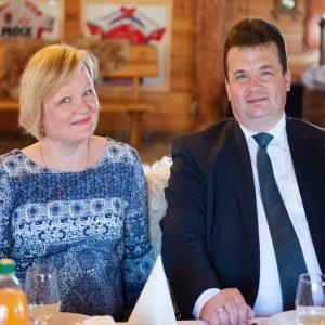 Katarzyna i Maciej Frasunkiewicz - rejon Dębiec-Luboń-Wilda