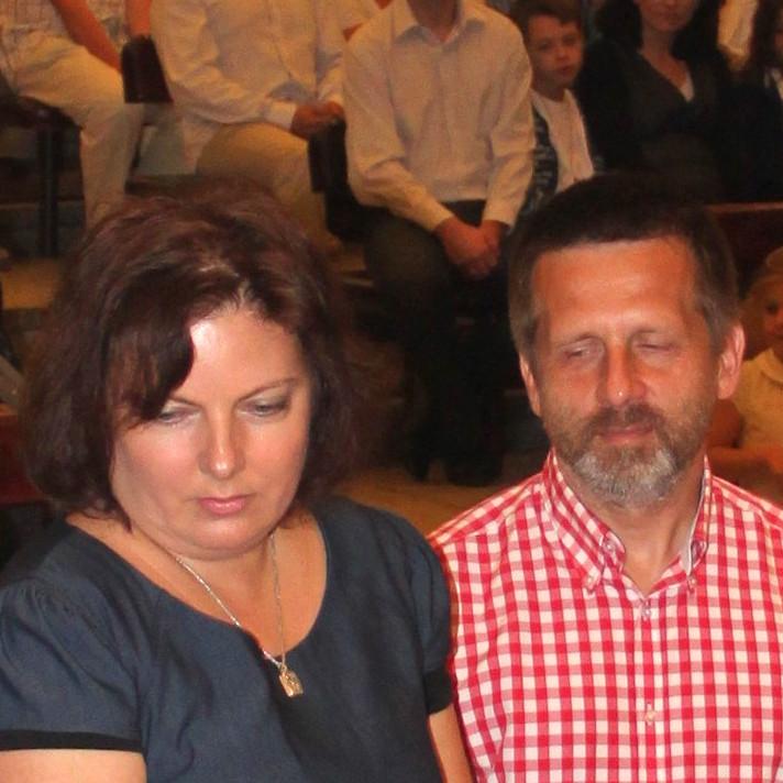 Małgorzata i Jacek Wasielewscy - rejon Dębiec-Luboń-Wilda