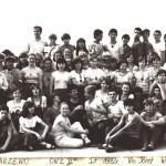 1982r. 1t. 2st. ONŻ ks. Józef Wilk Konarzewo