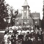 1987r. 1t. 1st. ONŻ ks. Edward Wawrzyniak Chojnik