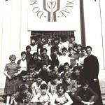 1987r. 1t. 1st. ONŻ ks. Szymon Stułkowski Pniewy