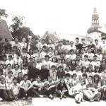 1987r. 2t. 2st. ONŻ ks. Józef Wilk Konarzewo