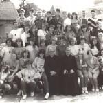 1988r. 1t. 2st. ONŻ ks. Adam Wawro Konarzewo