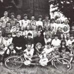 1988r. 2t. 3st. ONŻ ks. Józef Wilk Święciechowa