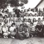 1988r. 3t. 1st. ONŻ ks. Roman Kamyszek Tarnowo Podgórne