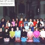 1991r. 1t. 2st. ONŻ ks. Adam Prozorowski Święciechowa