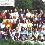 1991r. 2t. 1st. ONŻ ks. Jerzy Kaniewski Ostrzeszów