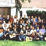 1991r. 2t. 3st. ONŻ ks. Jan Bartkowiak Nowa Wieś Książeca