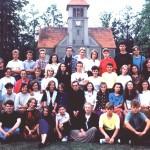 1992r. 1t. 1st. ONŻ ks. Piotr Budasz Chojnik