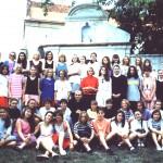 1992r. 2t. 1st. ONŻ ks. Ryszard Pazgrat Ostrzeszów