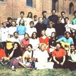 1992r. 3t. 1st. ONŻ ks. Daniel Litkowski Święciechowa