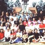 1992r. 3t. 2st. ONŻ ks. Krzysztof Nojman Chojnik