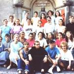 1992r. 3t. 3st. ONŻ ks. Adam Prozorowski Gostyń