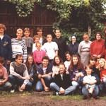 1993r. 1t. 1st. ONŻ ks. Józef Wilk Szkaradowo