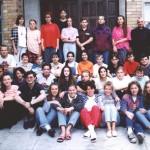 1993r. 3t. 2st. ONŻ ks. Rafał Banaszak Chodzież